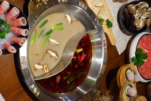 Foto 12 - Makanan di Qinma Hotpot oleh Vionna & Tommy