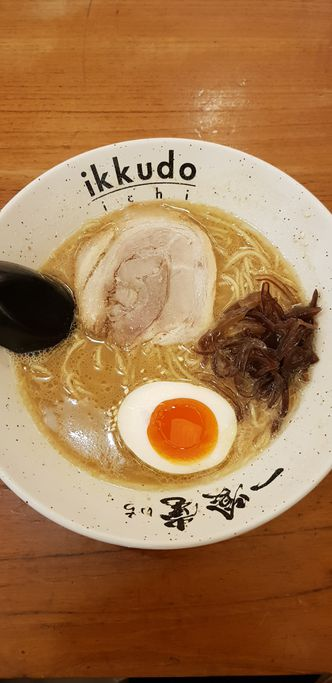 Foto Makanan di Ikkudo Ichi