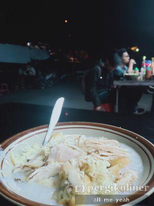 Foto 1 - Makanan di Bubur Ayam Bejo Special Kosambi oleh Gregorius Bayu Aji Wibisono