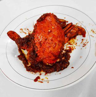 Foto 1 - Makanan(Kepiting Asam Manis) di Sari Laut Kapasan oleh melisa_10