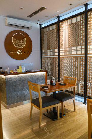 Foto 5 - Interior di Sushi Matsu - Hotel Cemara oleh thehandsofcuisine