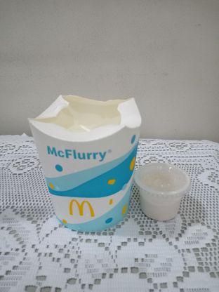 Foto review McDonald's oleh @egabrielapriska  2