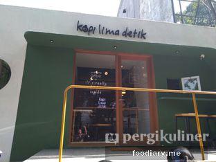 Foto 2 - Eksterior di Kopi Lima Detik oleh @foodiaryme | Khey & Farhan