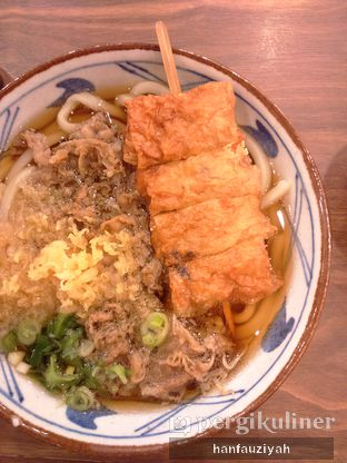 Foto review Marugame Udon oleh Han Fauziyah 2