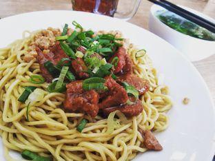 Foto - Makanan di Bakmi Bangka Aloy oleh @mamangcarimakan