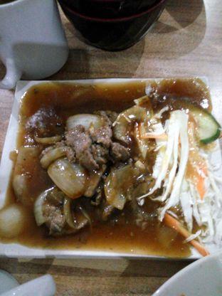 Foto 2 - Makanan(Beef Teriyaki) di Kobe Japanese Food oleh Fadhlur Rohman