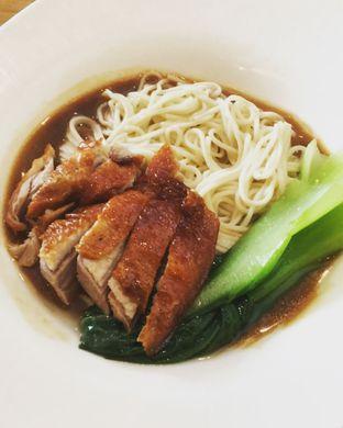 Foto - Makanan(Mie Bebek Panggang) di Din Tai Fung oleh Ria