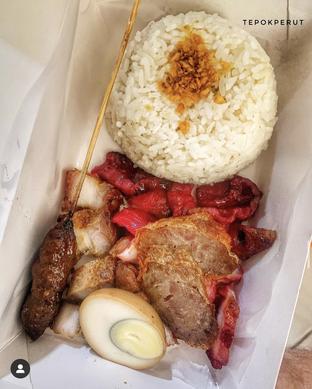 Foto - Makanan di Nasi Campur Ko Aan oleh Tepok perut