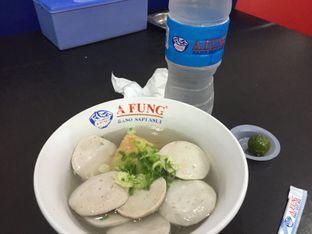 Foto 3 - Makanan di A Fung Baso Sapi Asli oleh Theodora