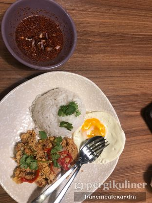 Foto 2 - Makanan di Thai Street oleh Francine Alexandra