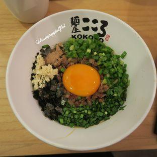 Foto review Kokoro Tokyo Mazesoba oleh Astrid Wangarry 3