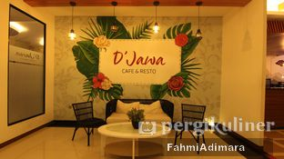 Foto review D'Jawa Cafe & Resto oleh Fahmi Adimara 4