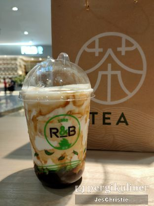 Foto review R&B Tea oleh JC Wen 1