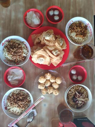Foto 1 - Makanan di Mie Rica Kejaksaan oleh Yohanacandra (@kulinerkapandiet)