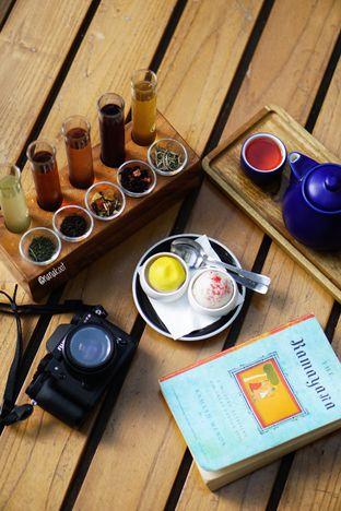 Foto 1 - Makanan di Lewis & Carroll Tea oleh Christina Santoso