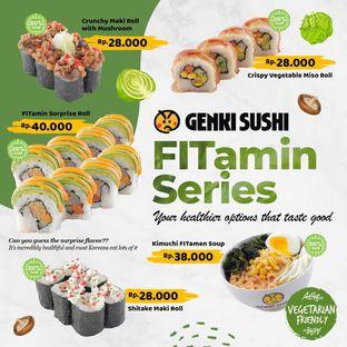 Foto 1 - Menu di Genki Sushi oleh Riani Rin