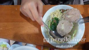 Foto review Bakso Boedjangan oleh mufidahfd 5