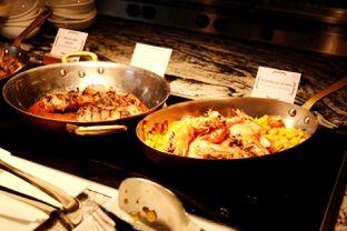 Foto review Sana Sini Restaurant - Hotel Pullman Thamrin oleh Marisa Aryani 6