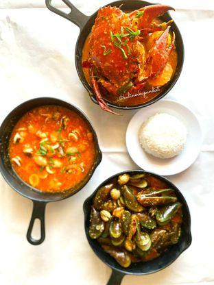 Foto review Kepiting Ngamprak oleh Yohanacandra (@kulinerkapandiet) 6