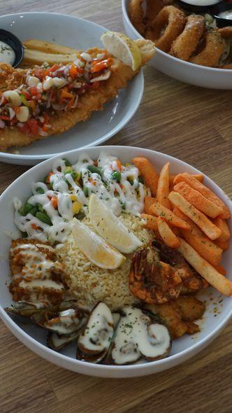 Foto Makanan di Fish Me