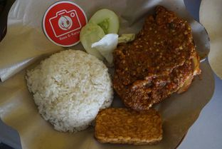 Foto 4 - Makanan di Ayam Gepuk Pak Gembus oleh yudistira ishak abrar