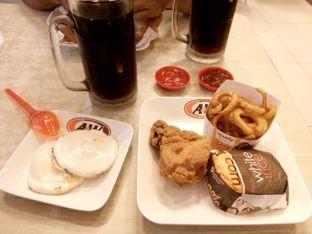 Foto - Makanan di A&W oleh Ratu Aghnia