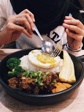 Foto Makanan di My Warm Day (MWD)