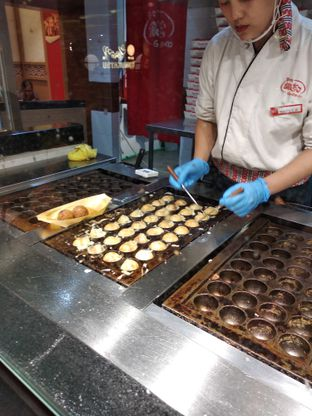 Foto review Gindaco oleh Rosalina Rosalina 8