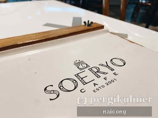 Foto 1 - Interior di Soeryo Cafe & Steak oleh Icong