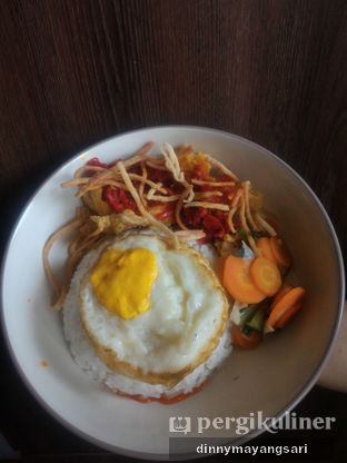 Foto 1 - Makanan(Chicken Rice Bowl) di Beranda Depok Cafe & Resto oleh dinny mayangsari