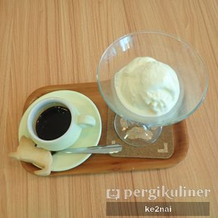Foto 2 - Menu(Affogato) di Cha-Cha Cafe oleh Myra Anastasia
