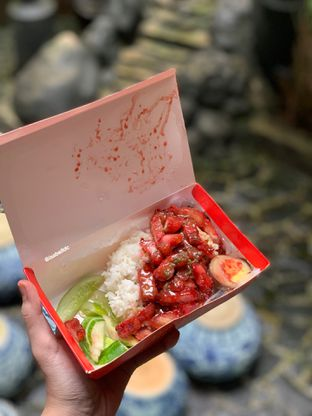 Foto review Nasi Campur Tri Bukit oleh Isabella Chandra 1
