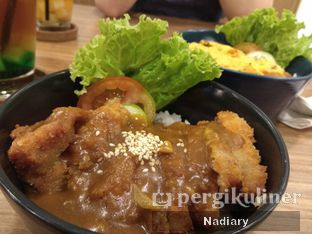 Foto 4 - Makanan(Japanese Curry Chicken) di Asymmetric Games & Coffee oleh Nadia Sumana Putri
