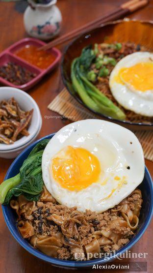 Foto 2 - Makanan(Dry Panmee Lebar Ayam Cincang) di PanMee Mangga Besar oleh @gakenyangkenyang - AlexiaOviani