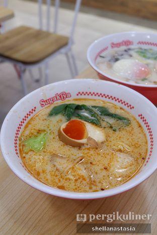 Foto 4 - Makanan(Tantanmen Ramen) di Sugakiya oleh Shella Anastasia