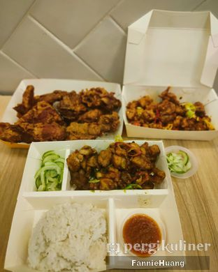 Foto 2 - Makanan di Fried Chicken Master oleh Fannie Huang||@fannie599