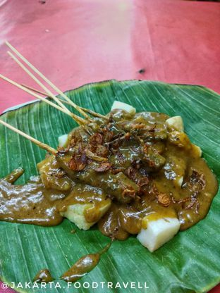 Foto review Sate Padang Ajo Ramon oleh hanzel christheo @jakarta.foodtravell 1