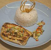 Foto Nasi Ikan Dori Sambal Matah di Mokka Coffee Cabana