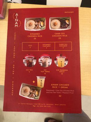 Foto review Ainam Singapore Chicken Rice oleh Budi Lee 5