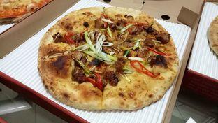 Foto 5 - Makanan(Teriyaki Pizza) di Popolamama oleh maysfood journal.blogspot.com Maygreen