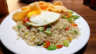 Foto 1 - Makanan(Nasi goreng pete) di Eat Boss oleh Shabira Alfath