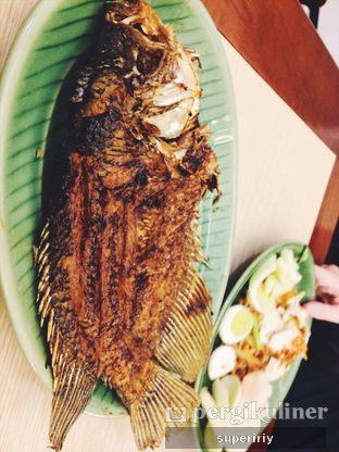 Foto 1 - Makanan(gurame bakar) di Ikan Bakar Cianjur oleh @supeririy