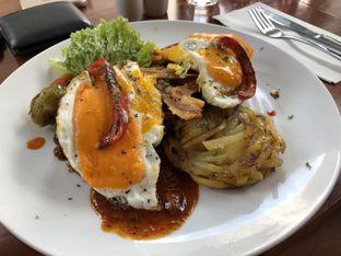 Foto 2 - Makanan(texan brunch) di Poach'd Brunch & Coffee House oleh Budi Lee