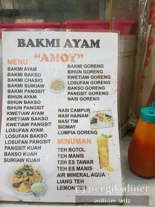 Foto 8 - Menu(Menu) di Bakmi Amoy oleh William Wilz