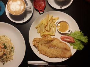 Foto 3 - Makanan(Fish & Chips) di Games On Cafe oleh @stelmaris
