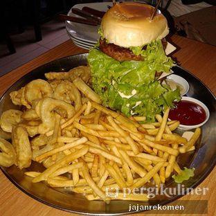 Foto review Dino Burger & Rice Steak oleh Jajan Rekomen 1