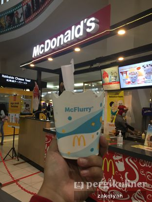 Foto review McDonald's Ice Cream oleh Nurul Zakqiyah 2