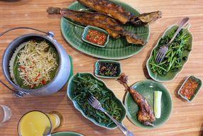 Foto Ikan Bakar Cianjur