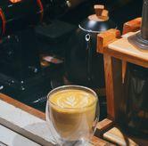Foto cafe latte  di Rumah Ronin