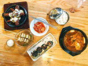 Foto 1 - Makanan di Chingu Korean Fan Cafe oleh Astrid Huang | @biteandbrew